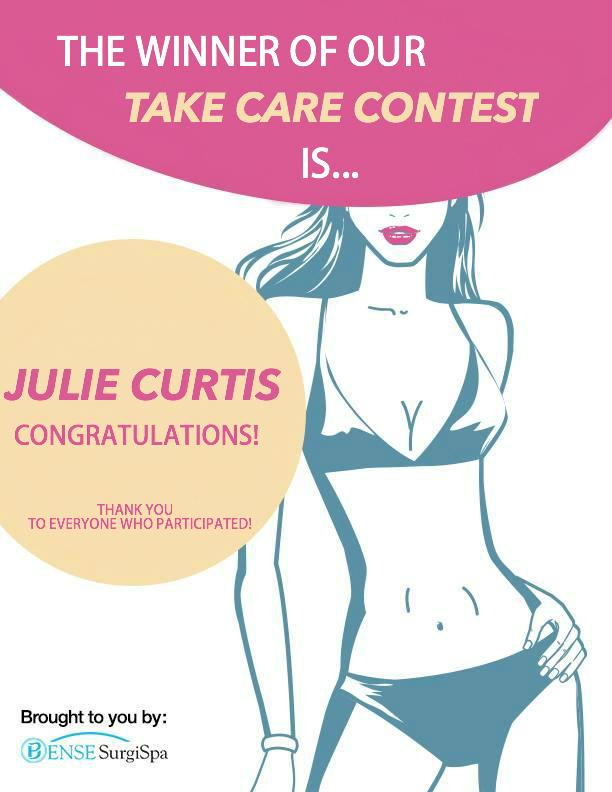 Take Care Contest Winner