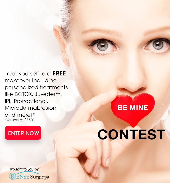 be mine contest